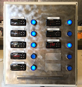 Controltec Industry Leader For Brew House Cellar And